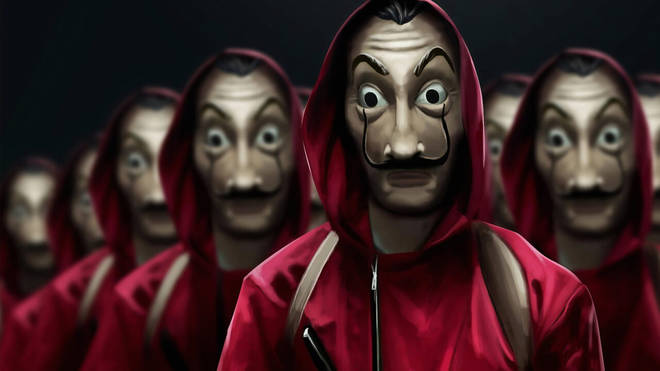 Money Heist is available to watch on Netflix