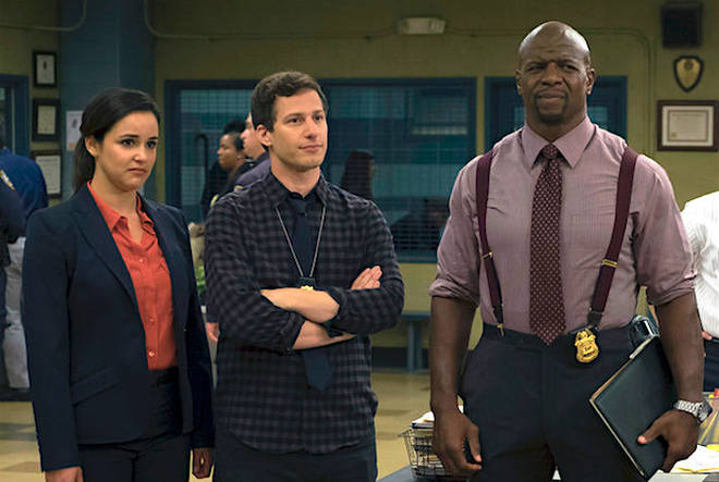 Brooklyn 99 is available to watch on Netflix
