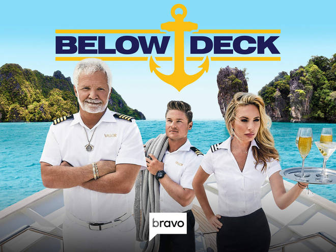 Below Deck is available to watch on Hayu