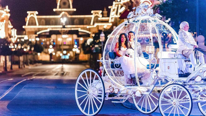 Fairy Tale weddings is available to watch on Disney+