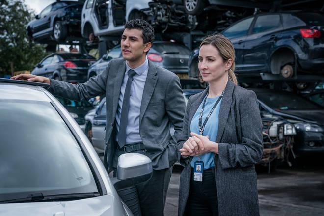 Taheen Modak stars alongside Christie Morven in The Bay