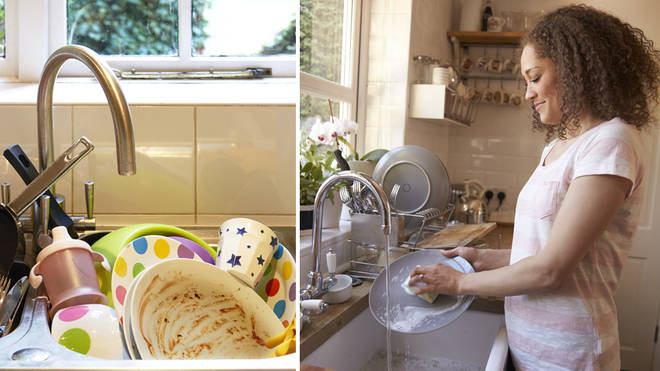 Have you been washing up the right way?