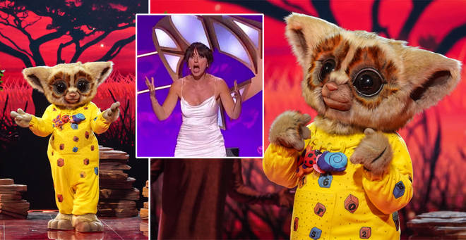 The Masked Singer viewers stunned as Bush Baby is finally ...
