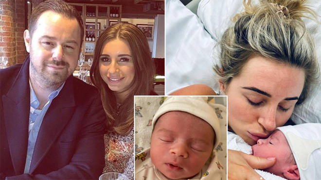 Danny Dyer has congratulated his eldest daughter