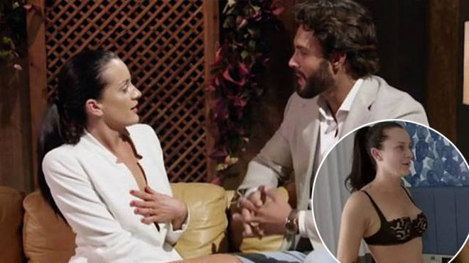 Ines Bašić and Sam Ball met on Married at First Sight Australia