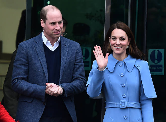 Kate and William look for staff members who are good at 'maintaining confidentiality and exercising discretion'