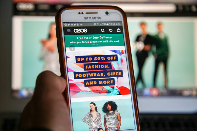 ASOS stands for As Seen On TV