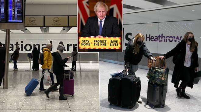 Boris Johnson will decided on new border controls today