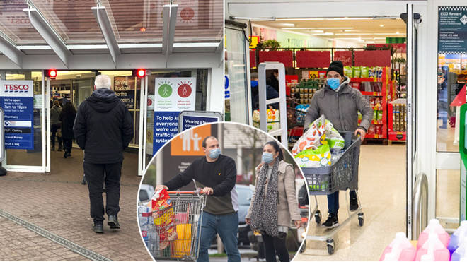 There are new rules in place at supermarkets
