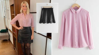 Holly Willoughby's outfit is from & Other Stories