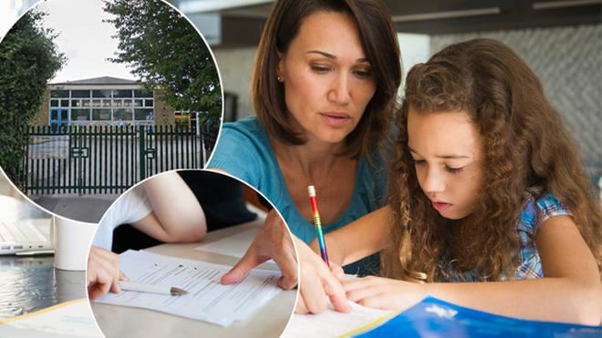 A headteacher has sent a sweet letter to his pupils' parents