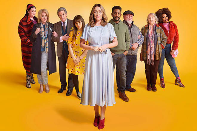 All episodes of Finding Alice are available to watch on ITV Player