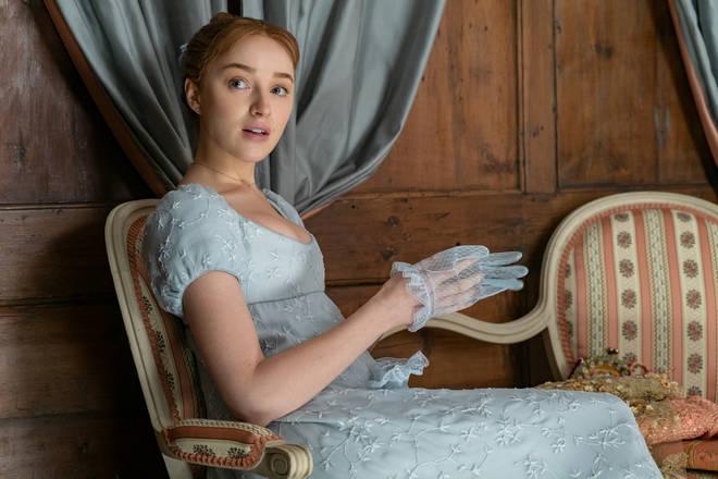 Bridgerton dropped on Netflix on Christmas Day
