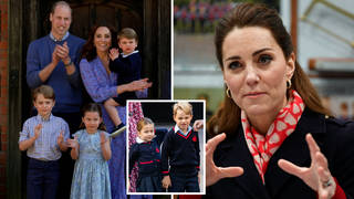 Kate Middleton opened up about parenting in lockdown
