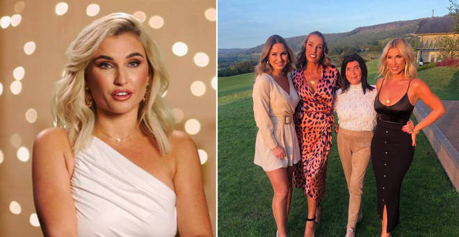 Billie Faiers won't be on Dancing On Ice this weekend
