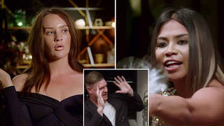 The Married at First Sight Grand Reunion aired in Australia