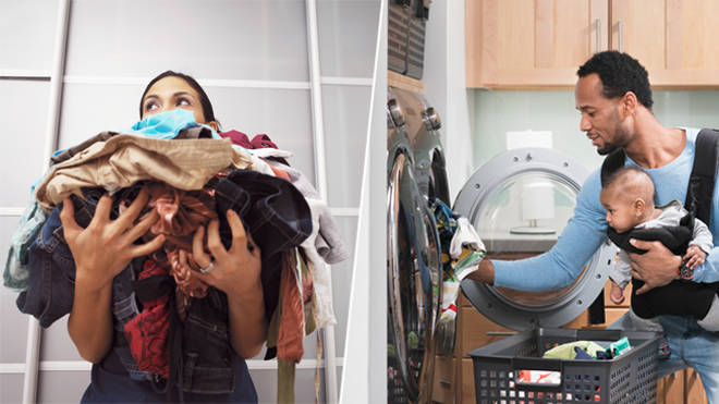 Laundry experts have revealed how often you're supposed to wash your clothes