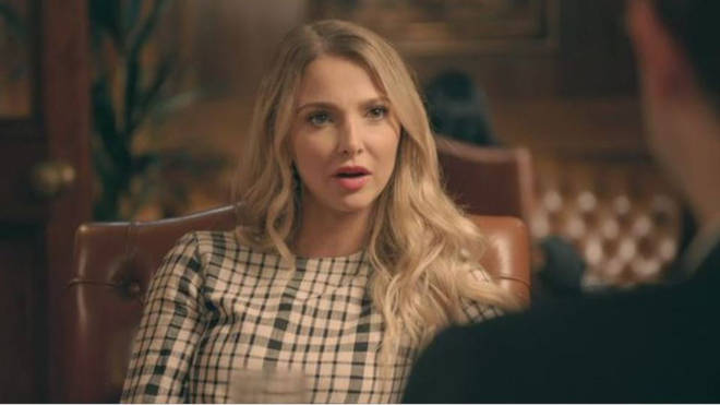 Sophie Hermann is starring on Celebs Go dating: The Mansion
