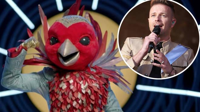 Could Nicky Byrne be Robin?