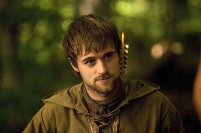 Jonas Armstrong played Robin Hood