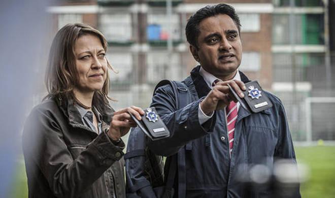 DCI Cassie Stuart and DI Sunil 'Sunny' Khan were back for Unforgotten series 3