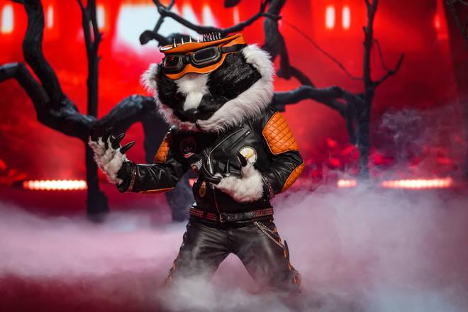 Fans think they've rumbled The Masked Singer's Badger...