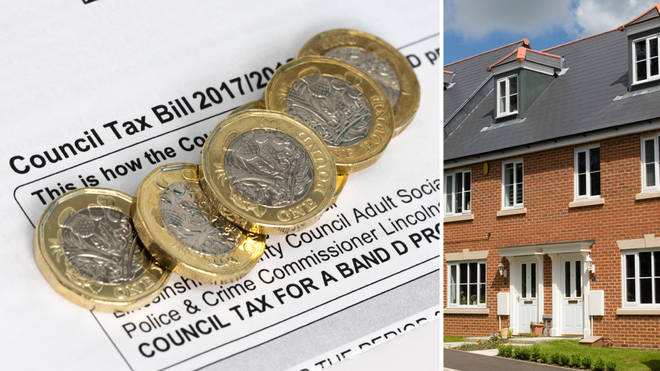 Council Tax bills are set to rise in over 50 per cent of local areas