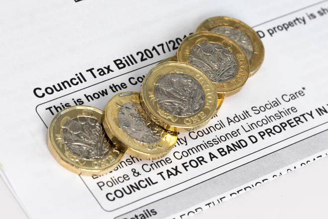 On average, households will have to pay £109 more for their council tax bill