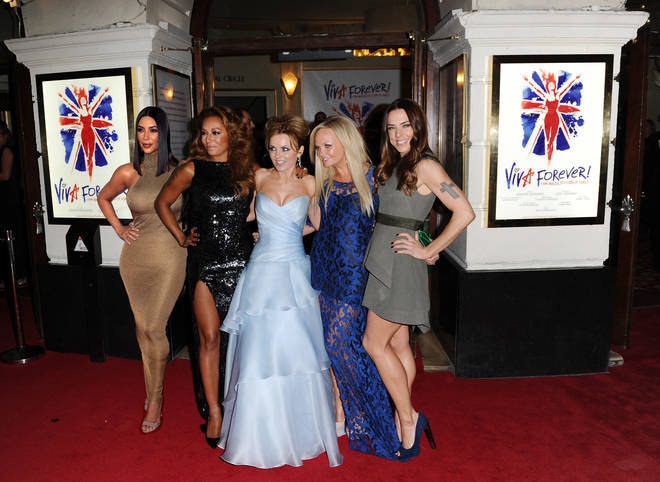 How Kim Kardashian might look if she joined the Spice Girls