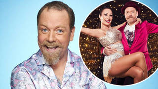 Rufus Hound has been forced to quit Dancing On Ice