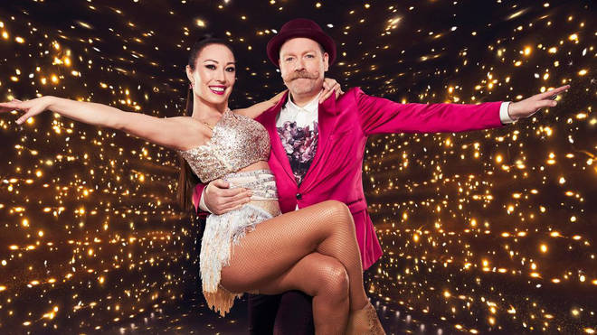 Rufus Hound has tested positive for Covid-19
