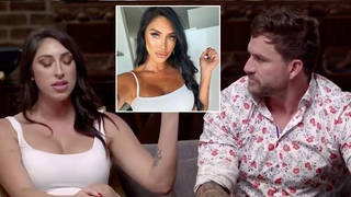 Tamara Joy was originally paired with Dan Webb on Married at First Sight Australia