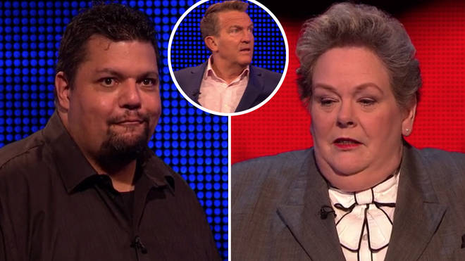 Marryk shocked The Chase viewers as he failed to outrun Anne Hegerty
