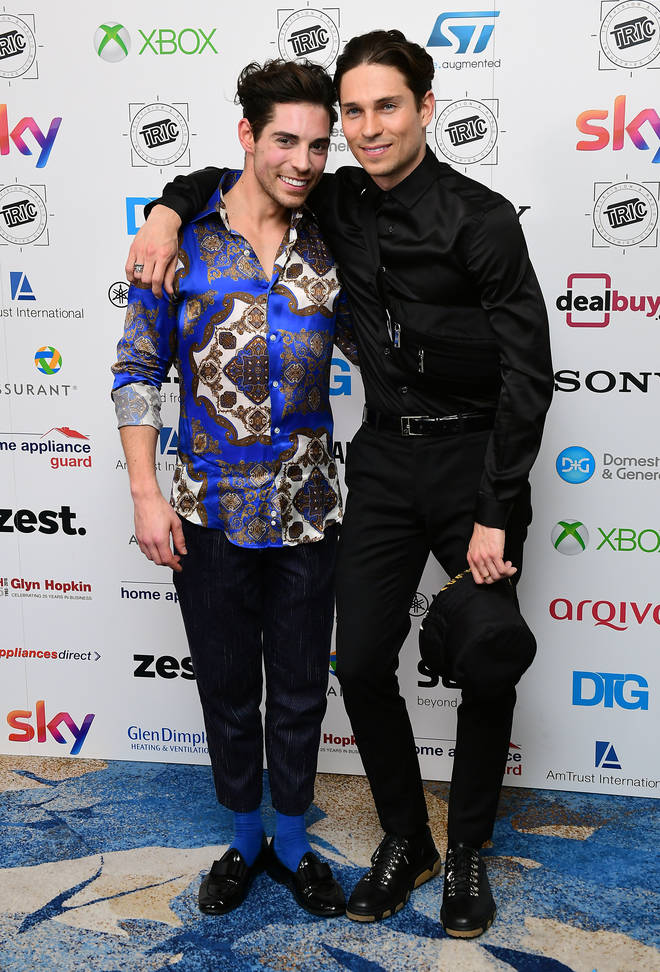 Tom Read Wilson has become best friends with Joey Essex