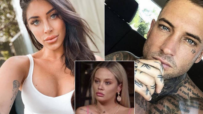 Tamara Joy was rumoured to have dated Jessika Power's brother