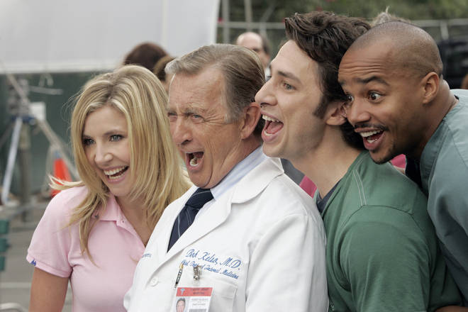 Scrubs is one of the many shows coming to Disney Plus