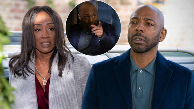 EastEnders fans think Denise has been killed