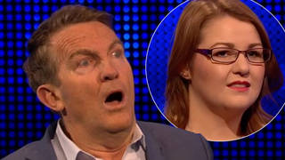 Bradley Walsh was shocked after The Chase contestant beat the Chaser
