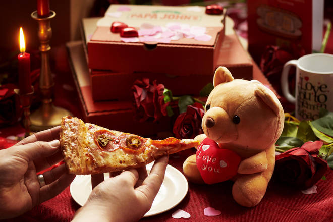 Does anything make you feel love as much as pizza?