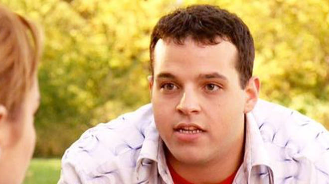 Daniel was 26 when he played Damian