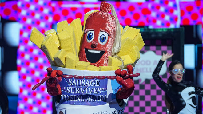 Sausage will perform in the final this weekend