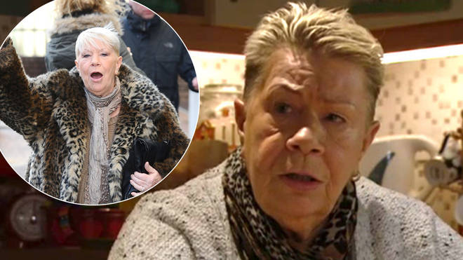 Laila Morse is leaving EastEnders after 20 years
