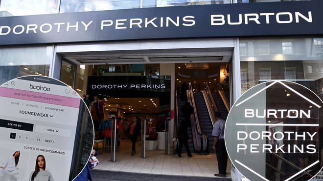 Dorothy Perkins has been bought by Boohoo