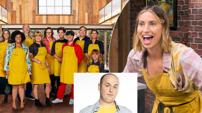 Tom Parry is the narrator of Celebrity Best Home cook