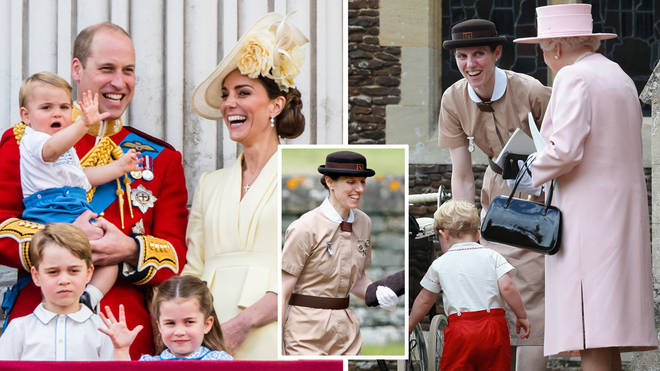 Kate and William have a Norland nanny for their three children
