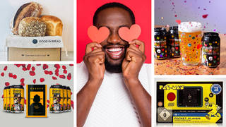 We've got some brilliant gift ideas for Valentine's Day