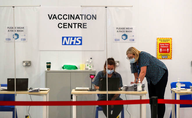 Over 70s are being urged to book a coronavirus vaccine themselves if they haven't had one already