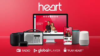 Here's all the different ways to listen to Heart