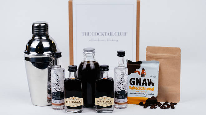 Ultimate Espresso Martini Cocktail Kit from The Cocktail Service