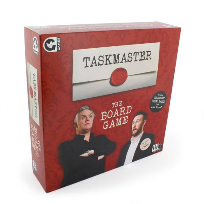 The Taskmaster game lets you have a go at some of the ridiculous challenges from the show